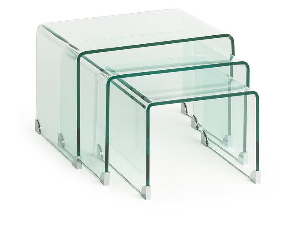 Mob lia guirlanda decora o cama mesa e banho - Mesa transparente ikea ...